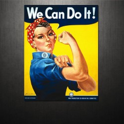 Poster We Can do It